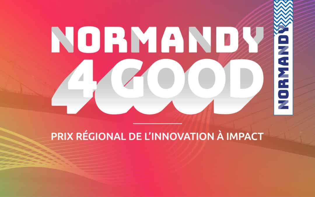 Normandy4Good, un concours dédié aux normands engagés